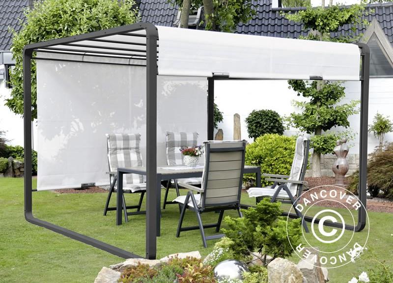 Tentes de jardin pour usage occasionnel ou permanent