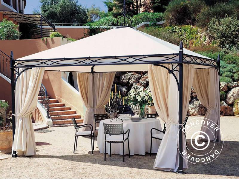 tentes de jardin pour usage occasionnel ou permanent. Black Bedroom Furniture Sets. Home Design Ideas