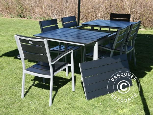Set de mobilier de jardin CosyLifeStyle – élégant, moderne et sans entretien