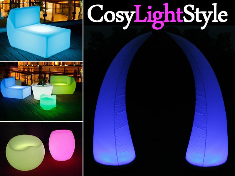 Lumière LED pour professionnels