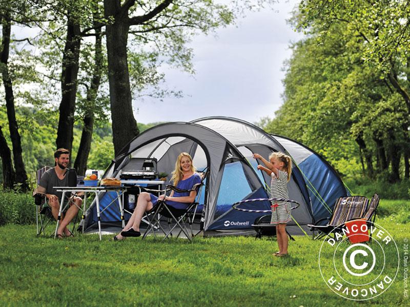 Tentes de camping de Dancover – votre maison loin de chez vous
