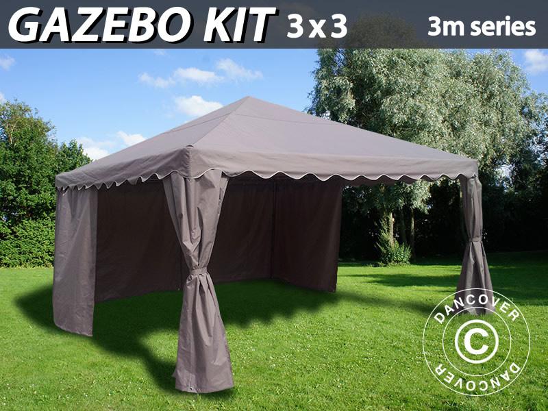Kit pour tonnelle – transformez sa tente en superbe tonnelle