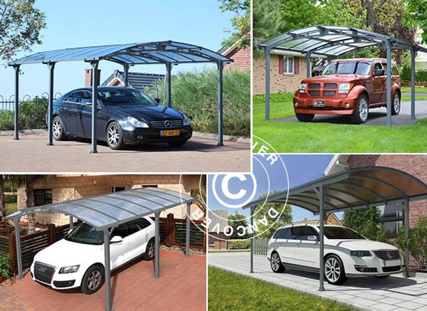 Abris pour voiture – stockage robuste et classique