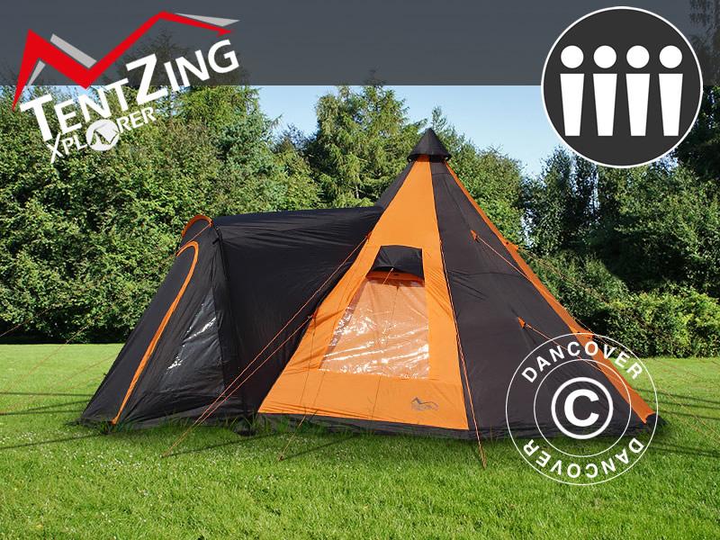 Tentes de camping de Dancover - fonctionnelles et abordables