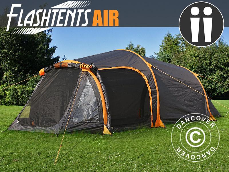 Tentes gonflables de Dancover - pour rendre le camping facile