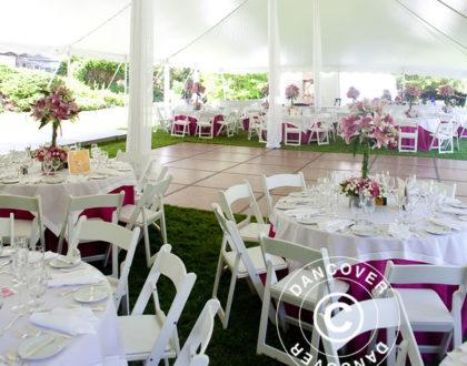 Tables et chaises pliantes pour tous les évènements à venir