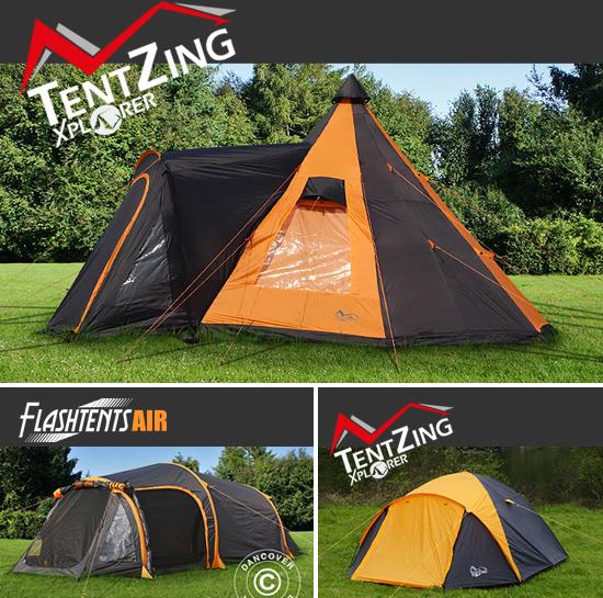 Tentes de camping pour une belle expérience en extérieur