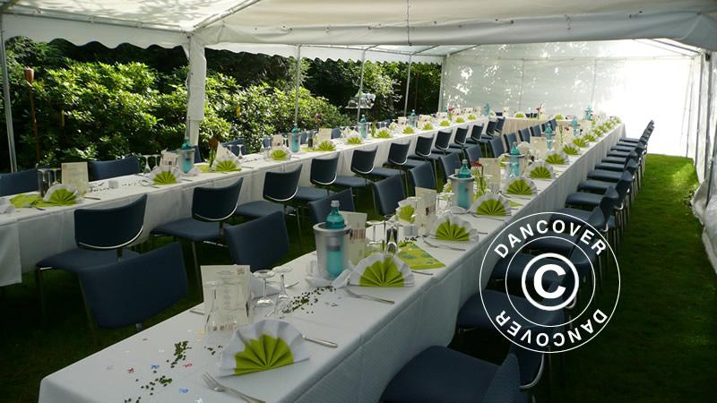 Tentes de réception à vendre — soyez prêt pour votre prochaine fête ou événement