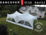 Pole tent «Star» — notre nouvelle tente de réception élégante et organique