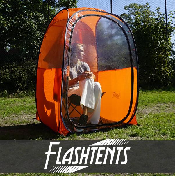 La tente autoportante pour spectateurs pour les sports de plein air et plus encore!