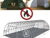 Tunnels agricoles pour les professionnels
