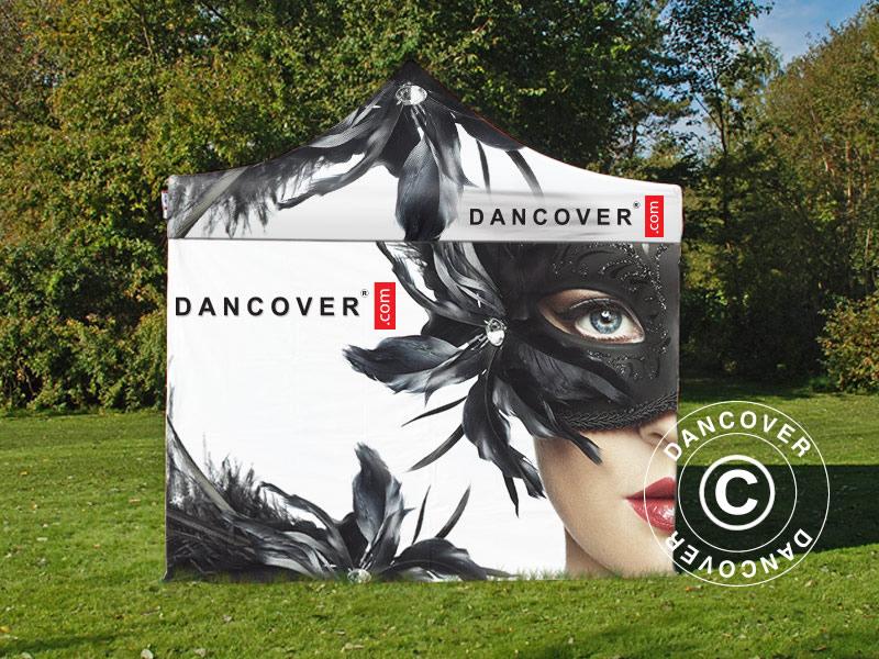 Les produits d'affichage et de branding de Dancover font une énorme différence